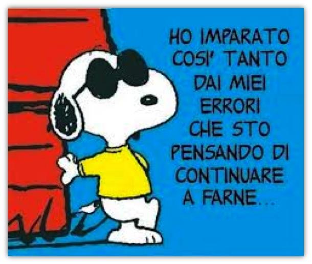 Snoopy-errori