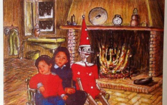 Pinocchio di Gigino Menichetti